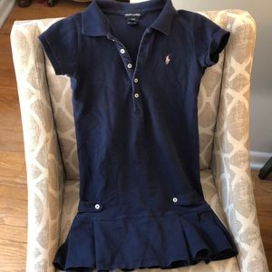 Ralph Lauren girls dress size 7